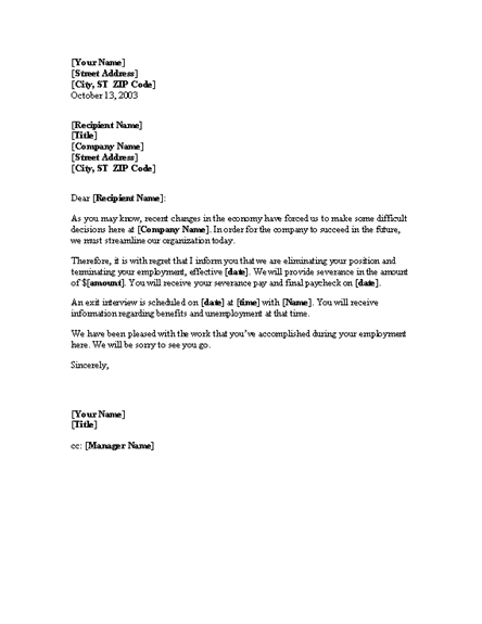 ms word notice of product complaint investigation letter