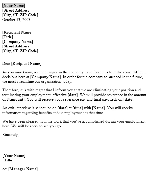 layoff letter for unemployment pike productoseb co